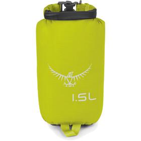 Osprey Ultralight DrySack 1,5l electric lime